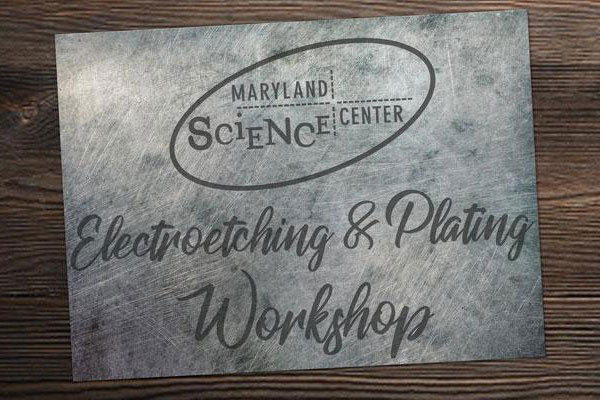 Electroetching & Plating Workshop Logo